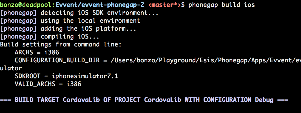 Building Mobile Applications with HTML/Js/Css and Cordova
