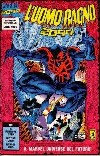 speciale uomo ragno 2099 '93